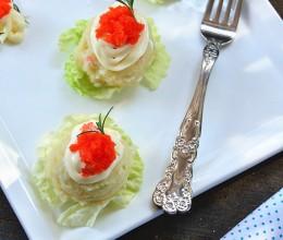 #百爱千宴#+创意西餐+我爱土豆君【土豆沙拉】