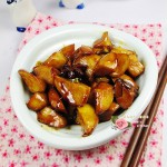 #百家宴#北京素菜也可以吃出肉的滋味----红烧杏鲍菇