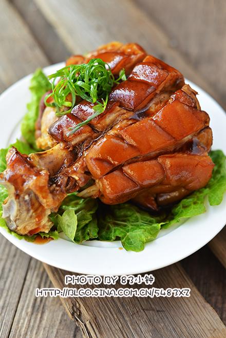 #百家千宴#四川—豪气万丈的宴客大菜【咸烧蹄膀】