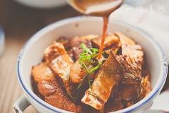 #百家千宴#浙江----过年就是这个味鱼干烧肉