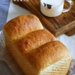 #百家千宴#幸福烘焙【牛奶白吐司】:烘焙路上最易成功的面包配方
