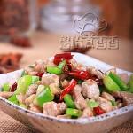 #百家千宴#川菜+开胃、下酒又下饭的过年菜『辣子肉丁』