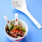 #百家千宴#创意西餐:越南风味牛肉清汤米粉