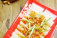 #百家千宴#陕西自己动手做无添加的美容菜【水晶皮冻】