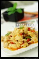 #百家千宴#开胃十足的泰式风味咖喱柠檬鸡