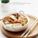 #百家千宴#鲜味十足的吉祥年菜——蟹炒年糕