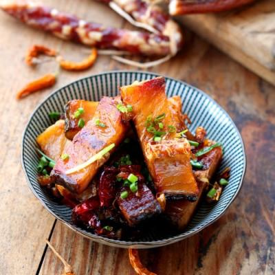 #百家千宴#充满浓厚乡土气息的湖北地方名菜:香煎糍粑鱼