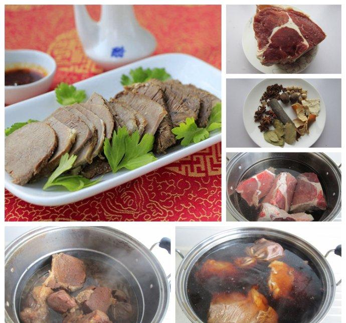 #百家千宴#新疆—逢年过节家里都必须有的卤牛肉