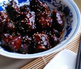 #百家千宴#+上海+浓油酱赤的糖醋小排