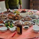 #百家千宴#2014我家年菜show——正月初二回娘家