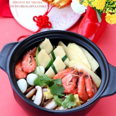 无法拒绝的温暖:冬日聚餐必备的什锦暖锅