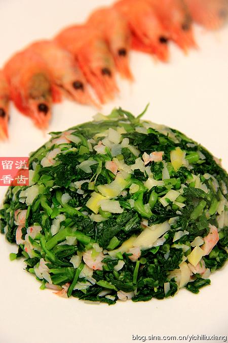 野生北极虾家宴------江南杭州春味北极虾宴