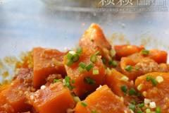 """【蚝油南瓜】零厨艺也能轻松搞定的""""三低""""美味快手菜!"""