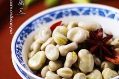 记忆中的老味道——吃不够的五香蚕豆