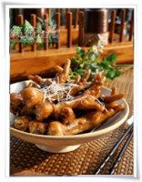 【三杯鸡】闻香而动,台餐厅人气美食六步做。40道鸡肉菜