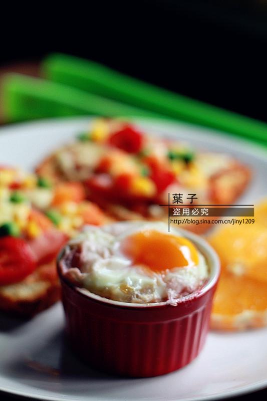 鸡蛋也能小清新---水果鸡蛋杯(附剥橙子的方法)