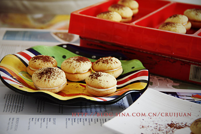 春游pickmeup___提拉米苏小饼干