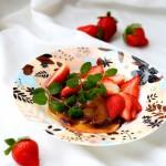 零难度宴客小点:简单讨巧的焦糖苹果圈