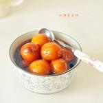 美容养颜祛痘印——红酒煮金桔