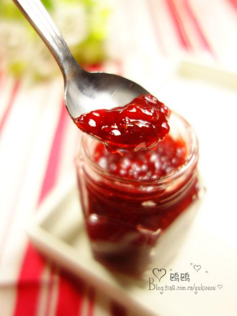 抓住草莓季的尾巴【草莓酱】