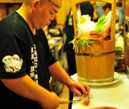 【台湾】慢游花莲之赖桑寿司屋----给你三重惊喜的超人气日本料理