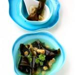 融汇几味鲜的低脂营养汤:淡菜瑶柱海带汤