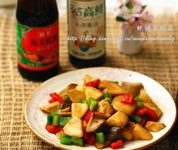 【蚝油杏鲍菇】蘑菇的入味吃法(22种菌菇吃法)