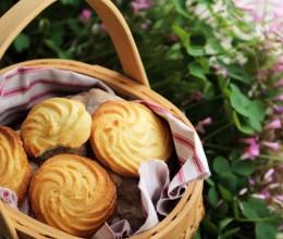 #春天烘焙季#千金难买的好配方----黄油曲奇
