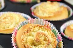 春天烘焙季---满屋飘香的黄油椰丝面包卷