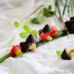 亲子动手完成可爱又美味的点心:蘑菇力
