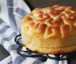春天烘焙季-古早味台式肉松面包卷(液种)