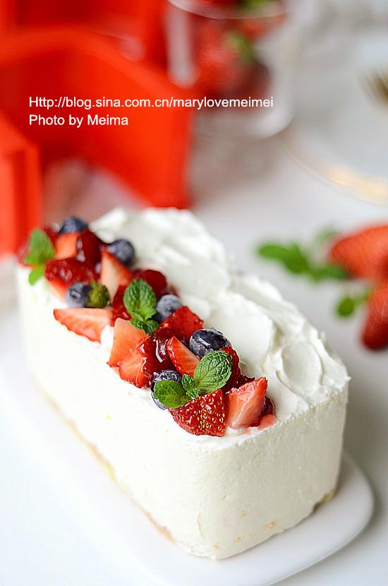 #春天烘焙季#意想不到的清香滋味---柠檬奶酪慕斯蛋糕(晒奖品)