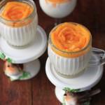 【牛奶芒果果粒布丁】——给孩子吃的布丁要这样做