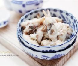 原味才是真正的绝世美味『蒜泥拌海蚬』