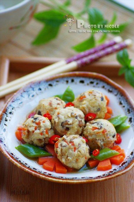 超简单的自制营养嫩豆腐:鲜味鸡蛋豆腐