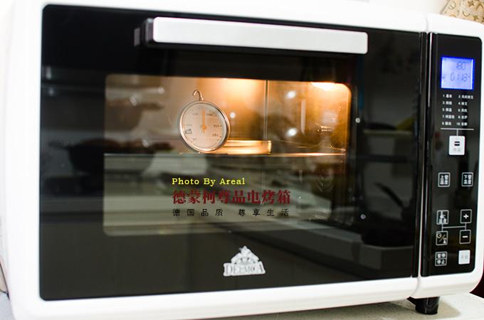 德蒙柯40L电脑版烤箱评测——数码时代的新烘焙
