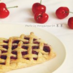 #美食感恩季#紫薯派