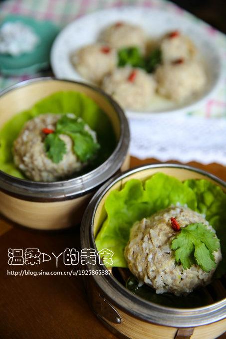 糯米豆腐圆子——父亲节食谱