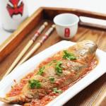 """端午節為什么要吃""""五黃""""——番茄黃魚"""