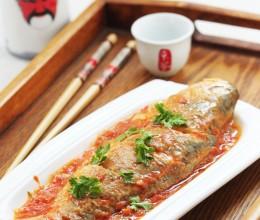 """端午节为什么要吃""""五黄""""——番茄黄鱼"""