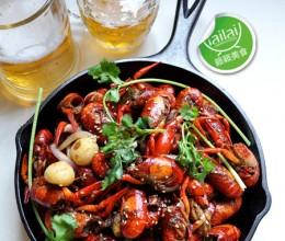 #美食感恩季#油焖小龙虾,球迷老爸最爱的夏夜磨牙小食!