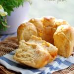 【红糖玉米面包】夏天面包机揉面技巧