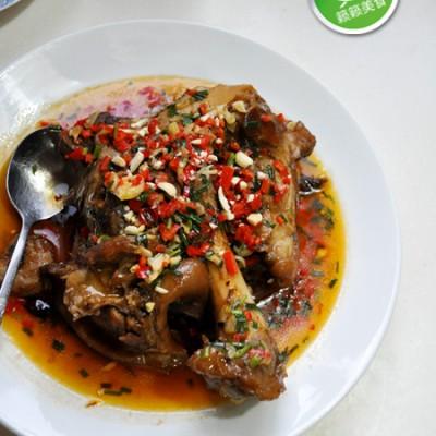 【浇汁猪蹄膀】粑而不烂,肥而不腻,周末来盘解馋肉!