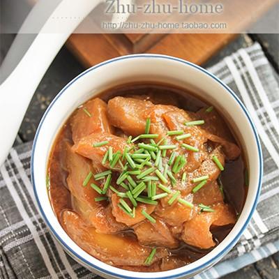 告别土腥味的低热量茄子做法——味噌茄子