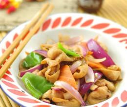 外焦内嫩满口流香的重口味江湖菜——熘肥肠