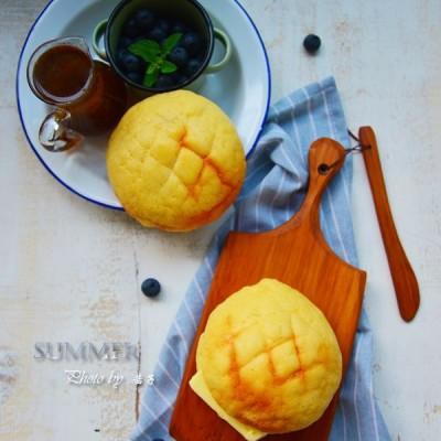 香港茶餐厅最经典的招牌面包之:【港式菠萝包】12图分布详解