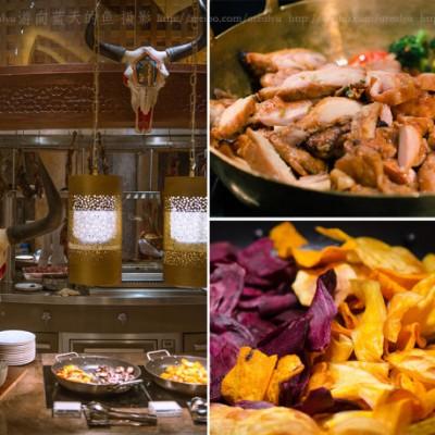 拉萨美食天堂——香格里拉大酒店