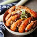 让神仙眷顾的人间美味『辣炒虾虎』