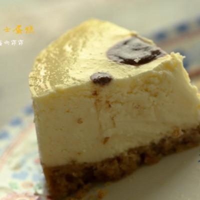 第一次也可以做出令人称赞的生日蛋糕------小熊芝士蛋糕