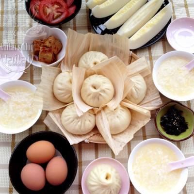 别有一番滋味的【豆腐包子】(厨房剩货变出来的20道美食)
